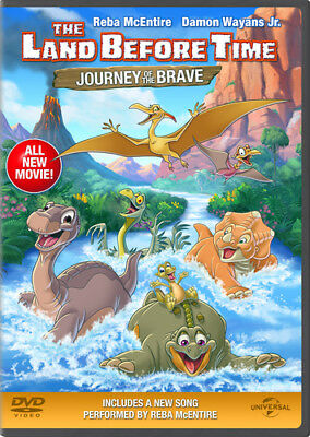 The Land Before Time 14 - Journey of the Brave DVD (2016) Davis Doi ***NEW***