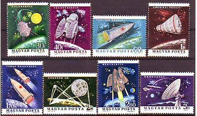 HUNGARY - 1964. Space Research - MNH