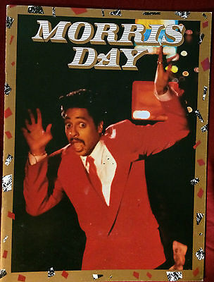 Prince Protege Morris Day 1985 Tour Book