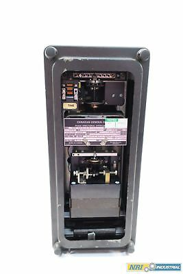 General Electric Ge Ibc51E1A Phase Directional Overcurrent Relay 120V-Ac D528980