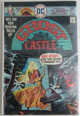 1975 Tales Of Ghost Castle #3 - Vg           (Inv5257)