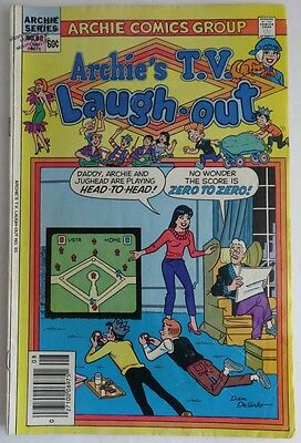 1983 Archie's Tv Laugh-Out #90 -   Gvg                (Inv4162)