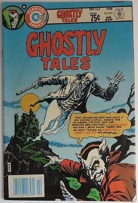 1984 Ghostly Tales #165   -   Vg                    (Inv9625)