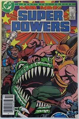 1985 Super Powers #2  -   Vg                      (Inv9757)
