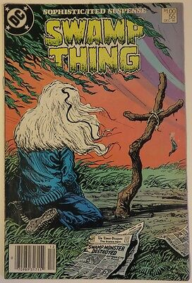1986 Swamp Thing #55  -   Vg                      (Inv9752)
