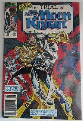 1990 Marc Spector: Moon Knight #15  -   Vf                   (Inv4371)