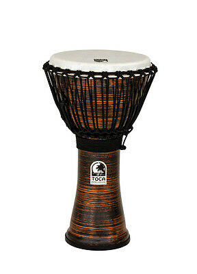 Toca Freestyle II Rope Tuned 10 Djembe - TF2DJ-10SC