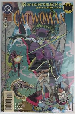 1994 Catwoman #13  Knightsend Aftermath -   F                (Inv8956)