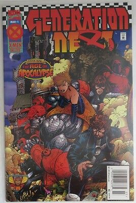 1995 Generation Next Age Of Apocolypse #1  -  Nm                    (Inv5743)