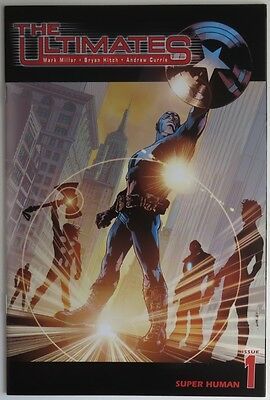 2002 The Ultimates #1  -  Nm               (Inv9452)