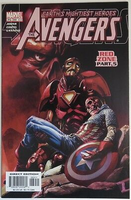 2003 The Avengers #69   -   F                    (Inv9846)