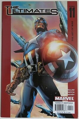 2003 The Ultimates  #11   -   Vf                    (Inv9779)