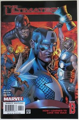 2004 The Ultimates #13   -   Vf                    (Inv9803)