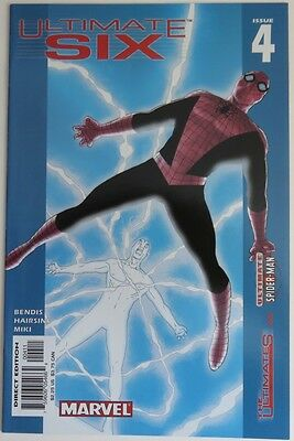2004 Ultimate Six  #4   -   Vf                    (Inv9798)