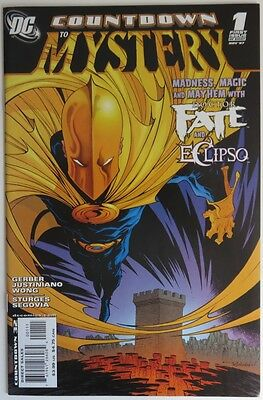 2007 Countdown To Mystery #1   -   Vf                    (Inv9601)