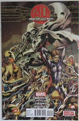 2013 Age Of Ultron #2  -  Vfnm                  (Inv9577)