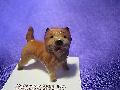 Hagen Renaker Dog Cairn Terr Charlie 3290 Figurine Miniature NEW FREE SHIPPING