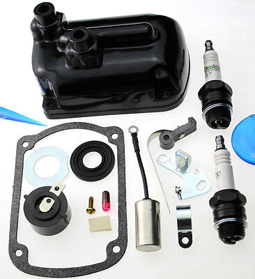 Magneto Points Condenser Rotor Cap Kit Wisconsin Engine TJD FMX2B7E Y79S1 Y79B