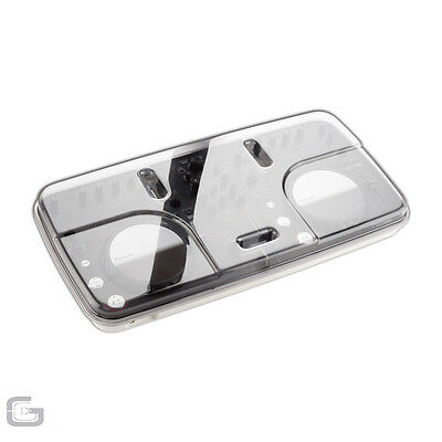 Decksaver Pioneer DDJ-Ergo-V Durable Protective Clear Strong Faceplate Lid Cover