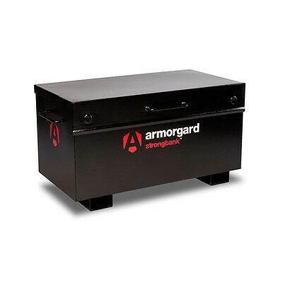 Armorgard Strongbank Equipment And Tool Storage - The Strong Range Of Tool Safes