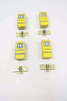 Lot 4 New Square D B12.8 Overload Relay Thermal Unit D528128