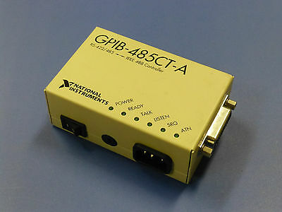 National Instruments NI GPIB-485CT-A Interface Converter for RS422/485 Serial