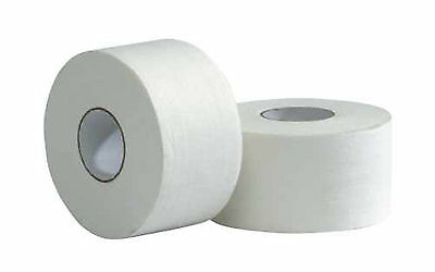 Qualicare Zinc Oxide Tape Waterproof Medical Sports NHS Adhesive 2.5cm x 10m