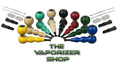 Vapor Genie Portable Vaporizer Straight Aromatherapy Device - Various Colours