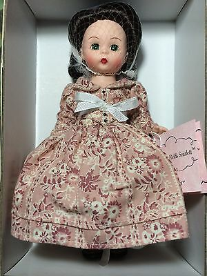 Madame Alexander Doll 46005 In The Cotton Fields Scarlett Gone With The Wind NIB