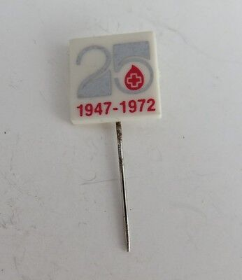 1947-1972 Red Cross 25 Year Stick Pin  (Inv1077)