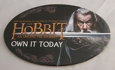 2013 The Hobbit: An Unexpected Journey Collector's Pinback (Lot 2)