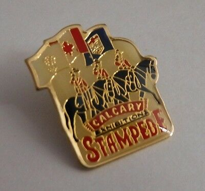 Calgary Exhibition Stampede Pin