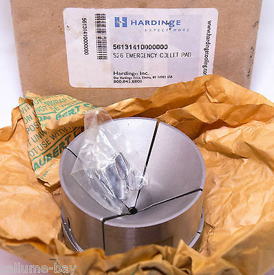 Hardinge Round S26 E Emergency Collet Pad S STYLE PULL BACK COLLET