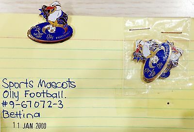 Rare Samples - Set 3 Sports Soccer Olly Sydney 2000 Olympic Games Pins (#146)