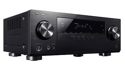 Pioneer VSX-531 5.1 Bluetooth Home AV Receiver Amp Amplifier (VSX531) - Black