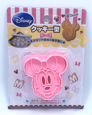 Minnie Mouse Die Cut Head Cookie Cutter Mold Stamp