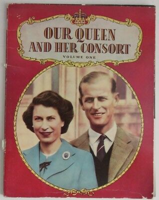 1953 Our Queen And Her Consort Volume One  (Inv1097)