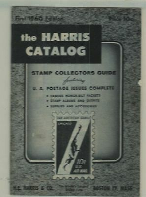 1960 Harris Stamp Catalog