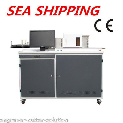 Aluminum Material Automatic Channel Letter Fabrication Bending Machine -Sea Ship