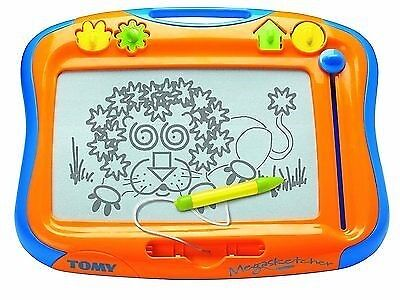 Tomy Megasketcher Classique Magnetic Childrens Drawing Board NEW FREE UK POST