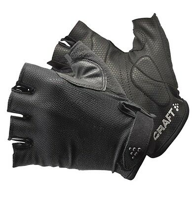Genuine Craft Bike and Run Black Active Bike Gloves Small Sizes Suit Women  NWT