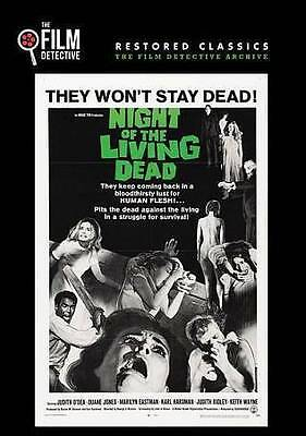 Night of the Living Dead  DVD NEW
