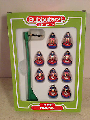 Subbuteo Legends / Leggenda Team - France 1998