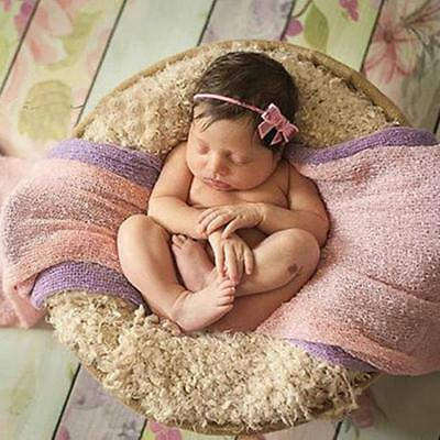 4 PC Newborn Photography Basket Filler Wheat Donut  Posing Props Baby Pillow new