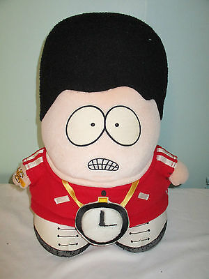South Park Cartman Hip Hop Soft Plush toy. Limited edition. 1998
