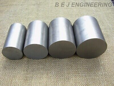 Bright Mild Steel Round Bar 55mm to 100mm Dia - EN3B - Rod - 25mm to 500mm Long