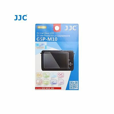 JJC GSP-M10 Ultra-Thin Optical Glass LCD Screen Protector for Canon EOS M3 M10