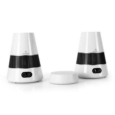 WIRELESS HIFI LOUD SPEAKER iPHONE MP3 HOME AUDIO SYSTEM *FREE P&P SPECIAL OFFER