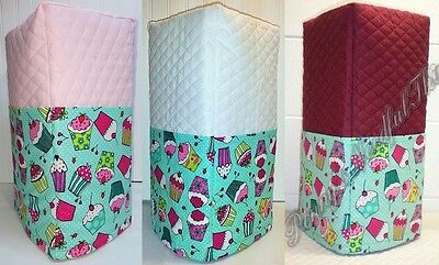 Teal Cupcake Large Blender Cover w/Pockets (2 Options Available) READY TO SHIP!!