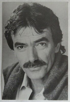Vintage Eric Braeden Young And The Restless Picture Card    (Inv2991)